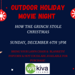Outdoor Movie Night at Wekiva Island: The Grinch