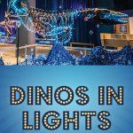 Dinos in Lights