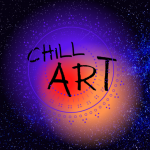"""Chill Art - Mind-Soul Stories, """"White Owl"""", Fantasy Feathers - Facebook Watch Party"""