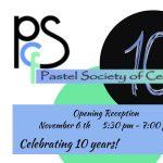 "Gallery Reception - Pastel Society of Central Florida - ""TEN"""