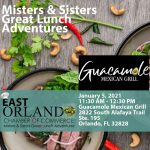EOCC Misters & Sisters Great Lunch Adventures