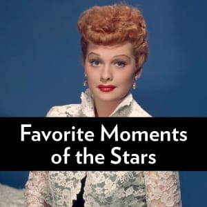 You Are Still There: Favorite Moments of the Stars...