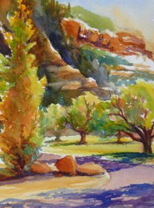 February Art Walk Featuring Cindy Sturla