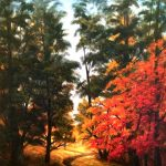 September Art Walk Featuring Solrun Bjork