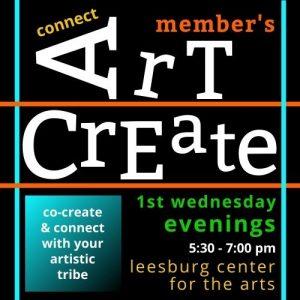 Art Create Nights (Urban Open Studio)