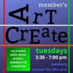 Art Create Tuesday