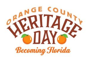 Orange County Heritage Day: Becoming Florida