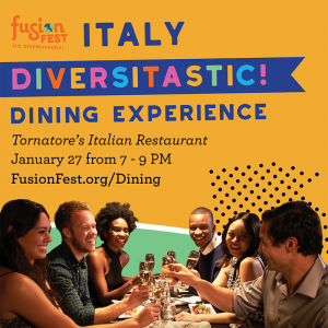 Diversitastic! Dining Experience: Italy