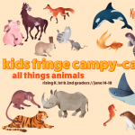 Kids Fringe Campy-Camp: All Things Animals