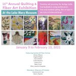 16th Annual Quilting & Fiber Art Exhibition