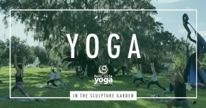 Yoga in the Sculpture Garden + Early Admission