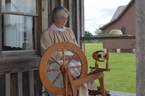 Living History Day at Pioneer Village