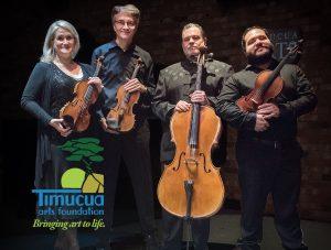 Fernwood String Quartet – Live at the Dr. Philli...