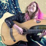 Live at Timucua: Muriel Anderson (in-person) 7 pm
