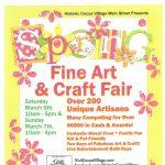 Spring Fine Art & Craft Fair in Historic Cocoa Village