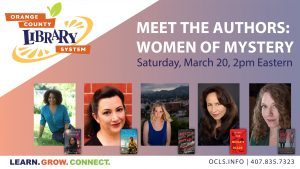 Meet the Authors: Women of Mystery
