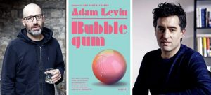 Virtual Event with Award-winning author Adam Levin...