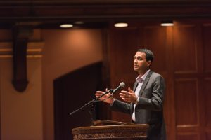 Eboo Patel: The Intersection of Interfaith and Rac...