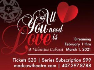 All You Need is Love - A Valentine Cabaret