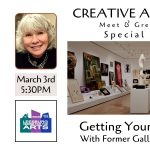 Artist Talk - Getting Your Art into Galleries