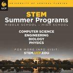 UCF STEM Summer Programs