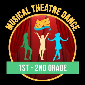 Musical Theatre Dance (1-2 gr)