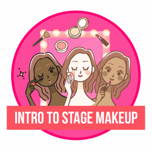 Intro to Stage Makeup (3-5 gr)