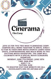 Cinerama: Film Camp