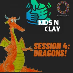 Kids & Clay: Dragons!