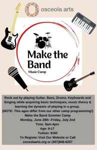 Make the Band: Music Camp