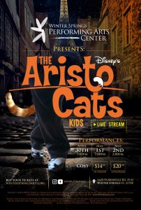 The Aristocats Kids, The Musical