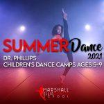 Marshall Ellis Summer Dance Camp