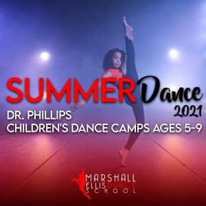 Marshall Ellis Summer Dance Camp