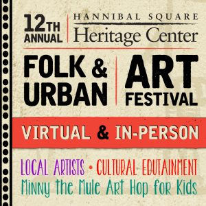 12th Annual Hannibal Square Heritage Center Folk & Urban Art Festival