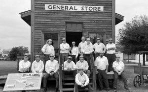 Vintage Baseball at Pioneer Village