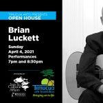 Open House: Brian Luckett