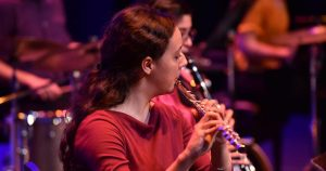 Live & Local Lunch: Chamber Wind Ensemble and New Music Ensemble