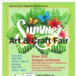 Summer Art & Craft Fair in Historic Cocoa Village