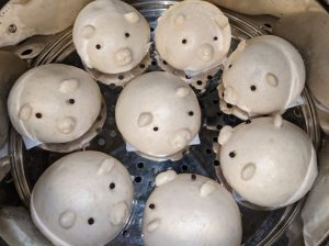 Virtual Event: Cuisine Corner Piggy Banh Bao