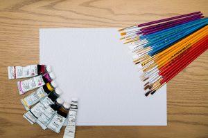 Virtual Event: Acrylic Painting