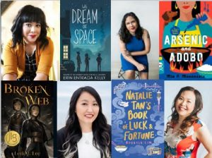 Virtual Event: Meet the Authors - Asian American and Pacific Islander Heritage Month