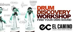 DRUM Discovery Workshop: How to Find YOUR Sound