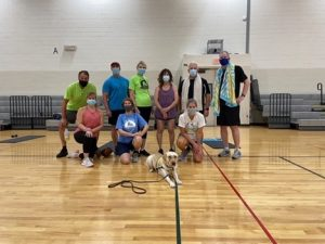 St. Luke's Family Sports and Recreation Ministry Fitness Classes