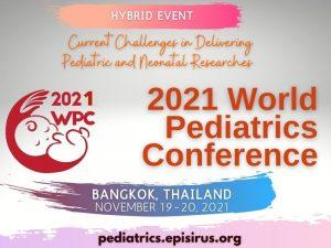 2021 World Pediatrics Conference