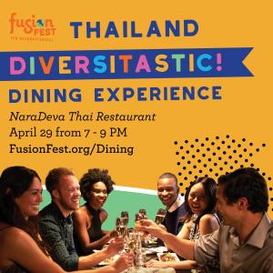 Diversitastic! Dining Experience: Thailand