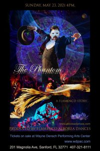 """The Phantom"" A Flamenco Story"