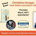 "A Conversation with Christina Hunger and Alexis Devine – ""How Stella Learned to Talk"""