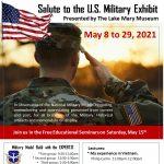 Salute to U.S. Military Exhibit