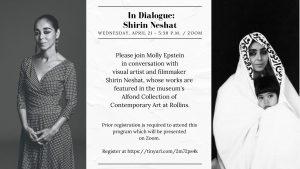 In Dialogue: Shirin Neshat