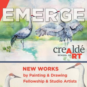 Emerge: New Works By Painting And Drawing Fellowsh...